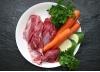 Weide-Rinder Muskelfleisch