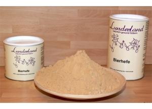 Lunderland Bierhefe 100g nur Ladenverkauf